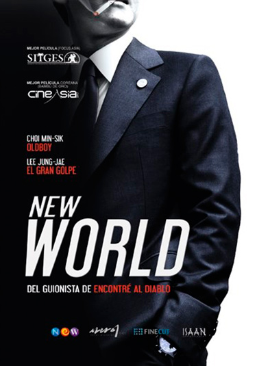 critica de new world poster New World New World new world poster