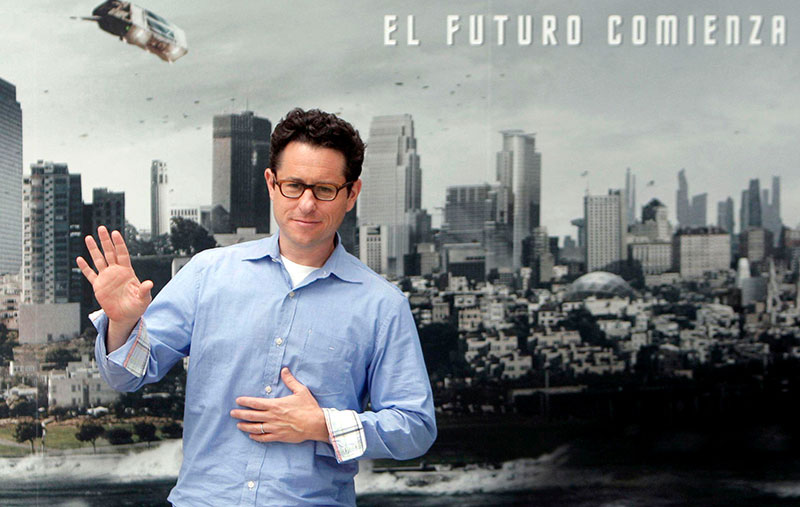 J.J. Abrams, director de star wars VII